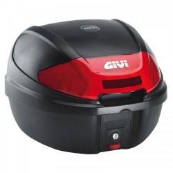 Givi E300N2 Monolock 30L Μαύρη Micro 2 Hinge