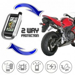 Steelmate 886XO 2-Way Protection