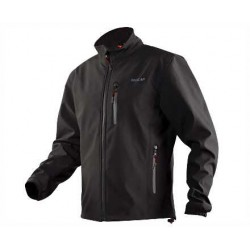 Nordcode Softshell Black