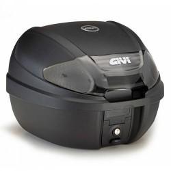 Givi E300NT2 Tech Μαύρη Micro 2 Hinge Monolock 30L