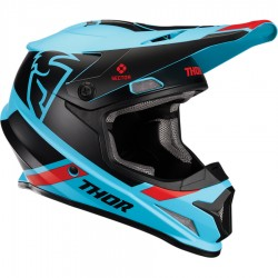 Thor Sector Mips Split Blue/Black Helmet