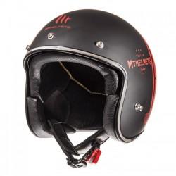 MT Le Mans 2 SV Divenire Matt Black Red