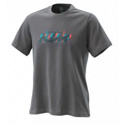 KTM Μπλούζα Radical Logo Γκρι