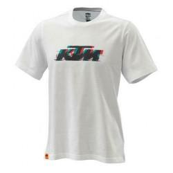 KTM Μπλούζα Radical Logo Άσπρη