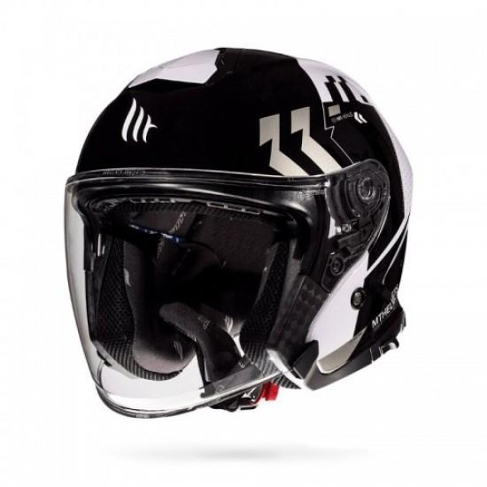 MT Thunder 3 SV Jet Venus Black White Grey