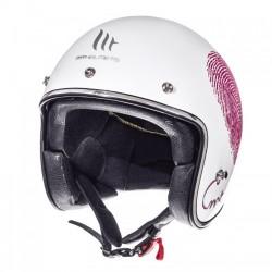 MT Le Mans 2 SV Love White Fucshia