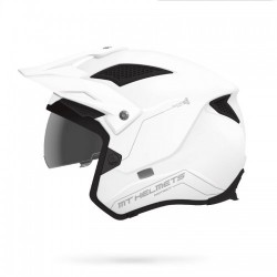 MT District SV Solid White