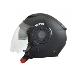 STR Tron Black Matt