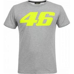 T-Shirt VR 46 Gray