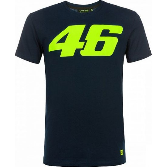 T-Shirt VR 46 Blue