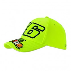 VR 46 The Doctor Cap Yellow