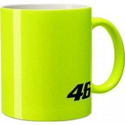 VR 46 Mug Yellow Fluo