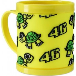 VR 46 Turtle Mug Yellow