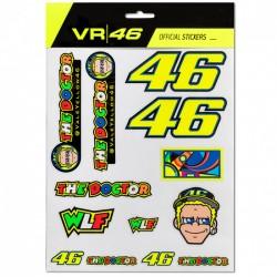 VR 46 Sticker Set Large