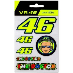 VR 46 Sticker Set Small