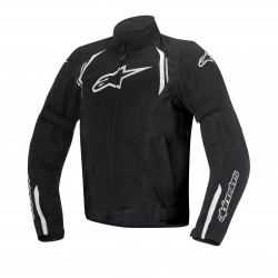 Μπουφάν Μηχανής Alpinestars Air Textile Jacket Black