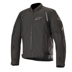 Μπουφάν Μηχανής Alpinestars Wake Air Jacket Black
