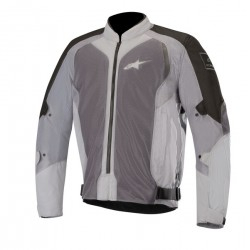 Μπουφάν Μηχανής Alpinestars Wake Air Jacket Black/Grey