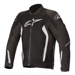 Μπουφάν Μηχανής Alpinestars Viper v2 Air Jacket Black-White