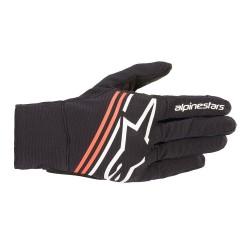 Ανδρικά Γάντια Μηχανής Alpinestars Reef Black-White-Red