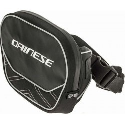 Dainese Waist Bag Stealth Black