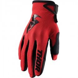Γάντια Thor Sector S20 Red