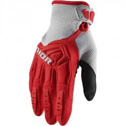 Γάντια Thor Spectrum S20 Red/Gray