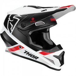 Thor Sector Mips Split White/Black Helmet
