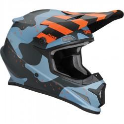 Thor Sector Mosser Blue Camo Helmet