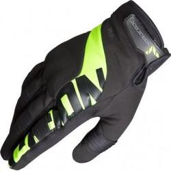 Γάντια Nordcap Glen II Black/Yellow-Fluo