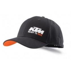 ΚΤΜ Ready to Race Καπέλο Μαύρο