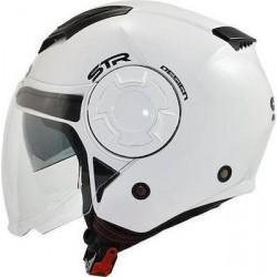 STR Tron Shiny White