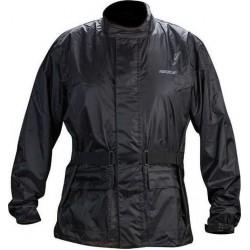 Αδιάβροχο Nordcap Rain Jacket II Μαύρο