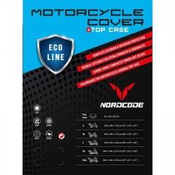 Kάλυμμα Μοτοσυκλέτας Nordcode Cover Eco Line LARGE