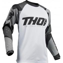 Thor Pulse S20 Jersey Pinner Midnight/Orange