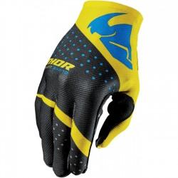 Γάντια Thor Invert S7 Rhythm Yellow