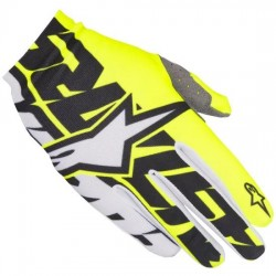 Γάντια Alpinestars Dune Yellow Fluo/Black/White