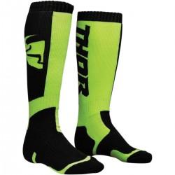 Κάλτσες Thor S8 MX Black/Lime