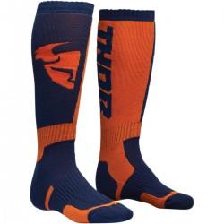 Κάλτσες Thor S8 MX Navy/Orange