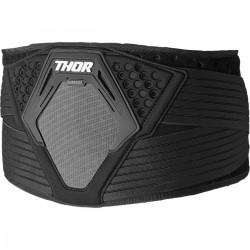 Ζώνη Προστασίας Μέσης Thor Clinch Black/White