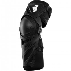 Προστασίες Γονάτων Thor Force Knee Guard XP Black