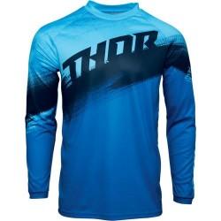 Μπλούζα MX Thor Sector Vapor Blue/Midnight