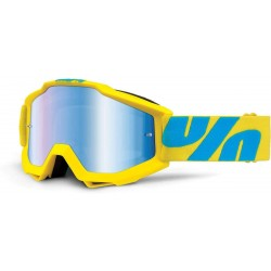 Μάσκα 100% Accuri Fiji Mirror Blue Lens