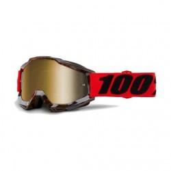 Μάσκα 100% Accuri Vendome Mirror True Gold Lens