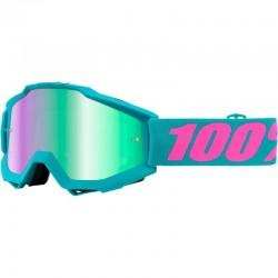 Μάσκα 100% Accuri Passion Mirror Green Lens