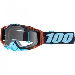 Μάσκα 100% Racecraft Ergono Clear Lens