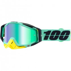Μάσκα 100% Racecraft Kloog Mirror Green Lens