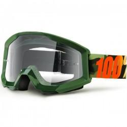 Μάσκα 100% Strata Huntsitan Clear Lens
