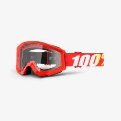 Μάσκα 100% Strata Furnace Clear Lens