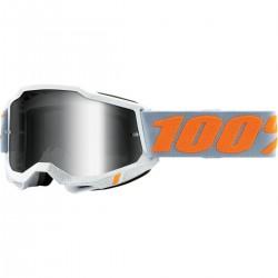 Μάσκα 100% Accuri 2 Speedco-Mirror Silver Lens
